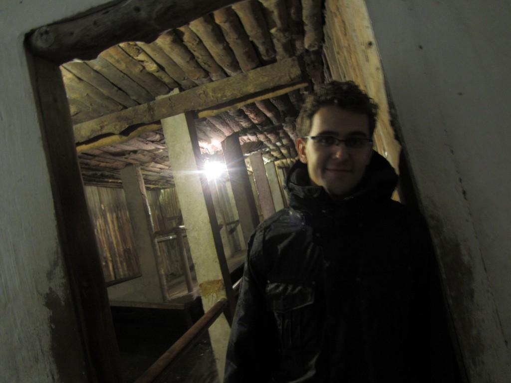 Bunker hundido... ¡Qué mareo!