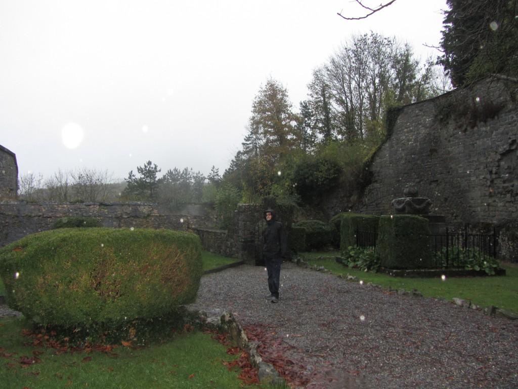 El otoño dentro del fuerte