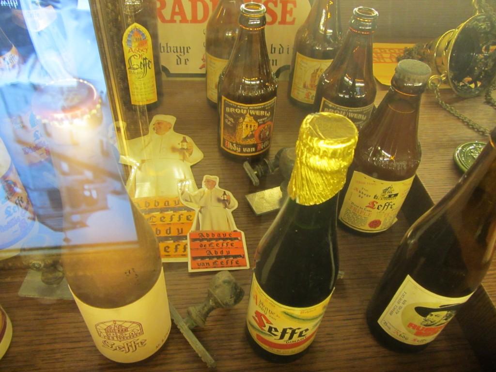 Botellas de Leffe de todos los tiempos