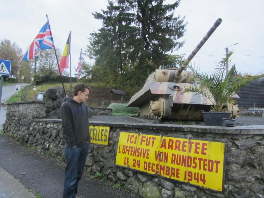 Panther alemán en Celles