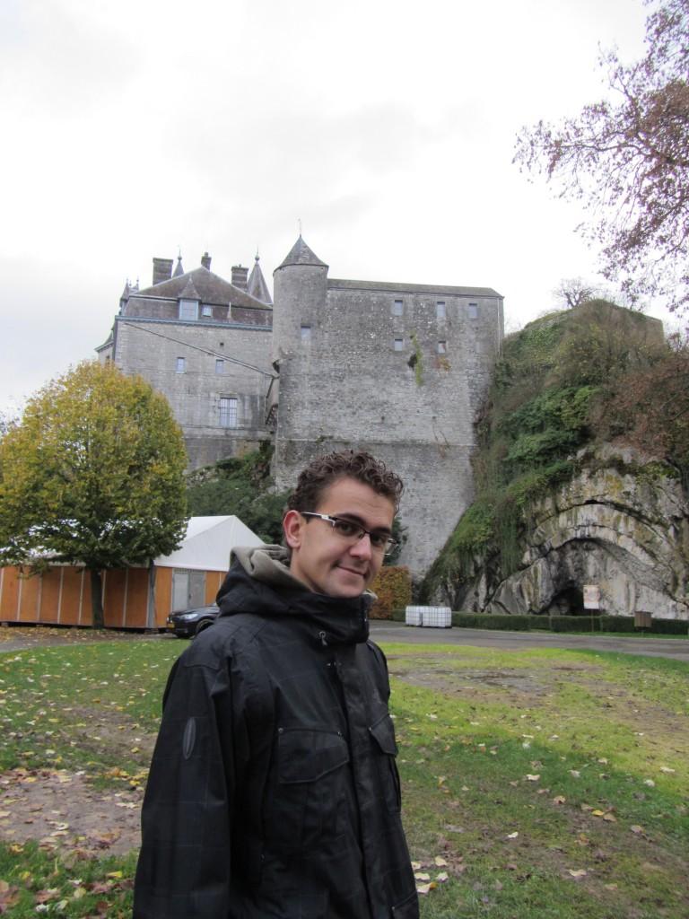 ¡Aun es grande este castillo!