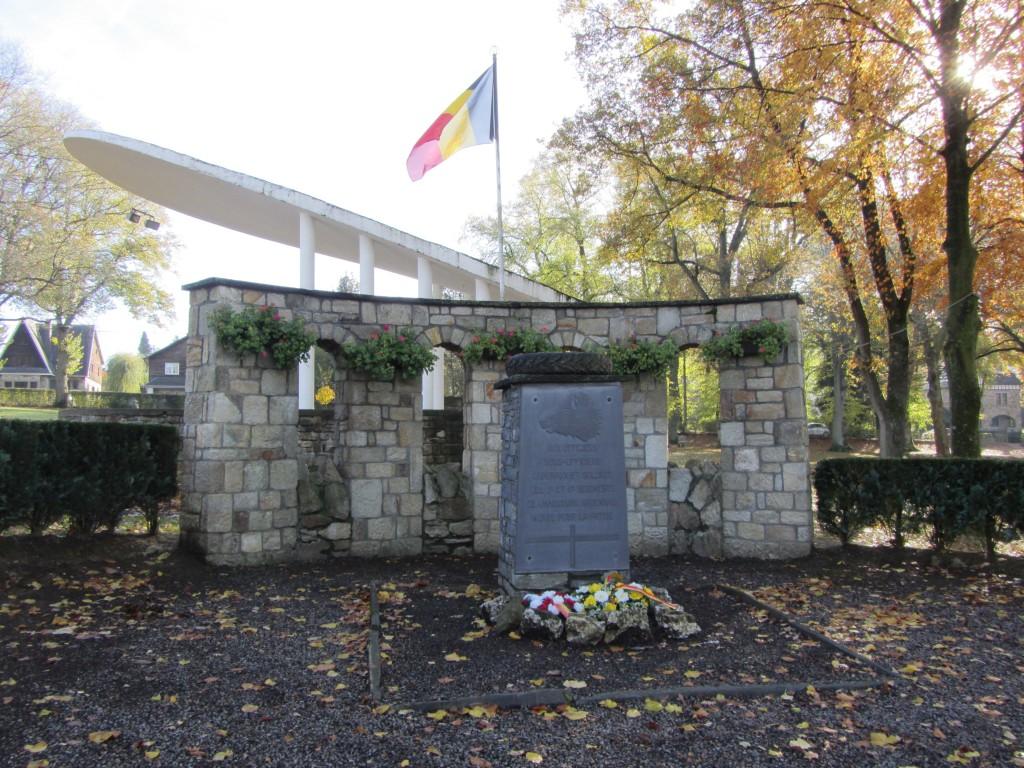 Memorial de los cazadores de las Ardenas