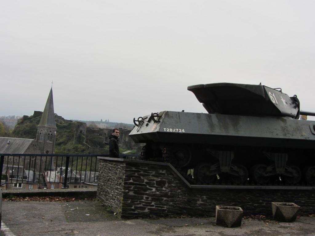 M10 en un perfecto mirador