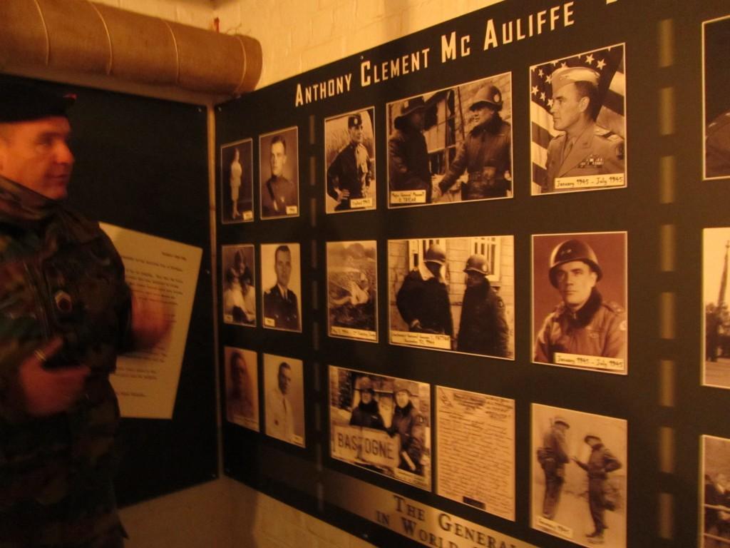 Explicación de quién era el General McAuliffe, pieza clave en la Batalla de las Ardenas