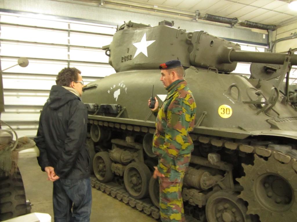 Seguimos con las explicaciones sobre tanques