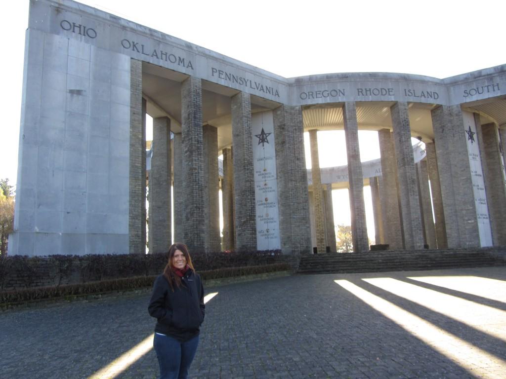 Muy impresionante el Memorial de Mardason