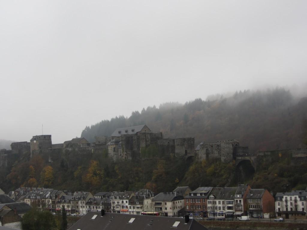Castillo de Bouillon, allá vamos