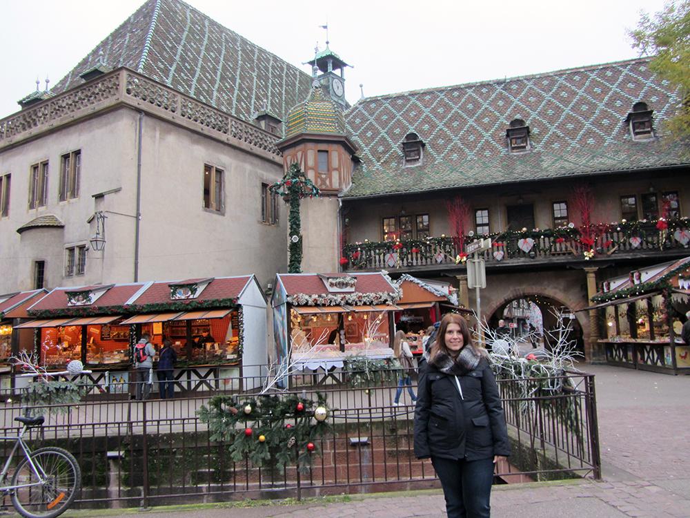 La casa Koïfhus, uno de los emblemas de Colmar